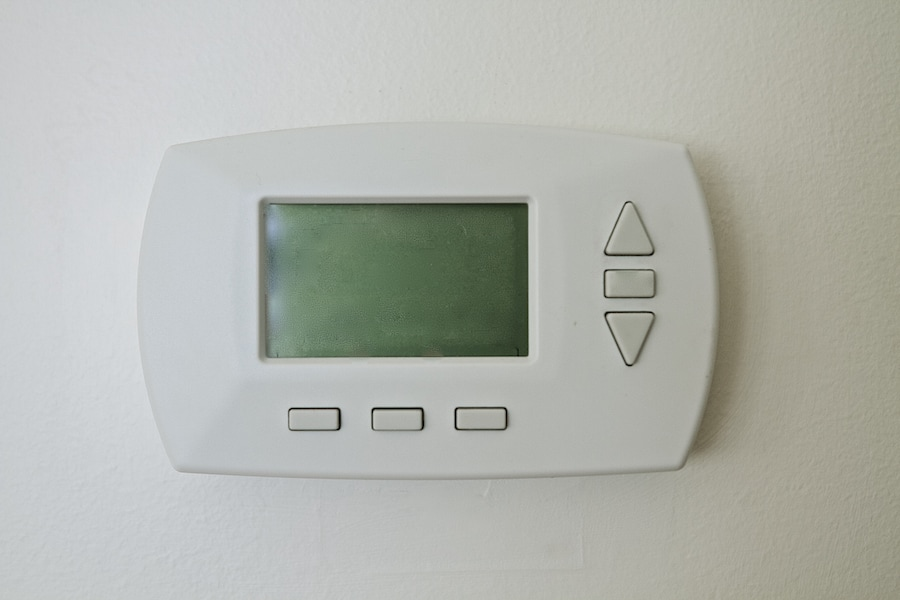 Why Is My Thermostat Blank
